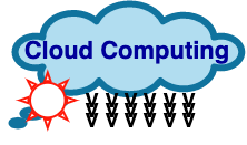 Cloud Computing and Virtualization; Logo designed by PADSYS. All rights reserved!